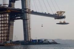 Проект. Мост через пролив Босфор Восточный