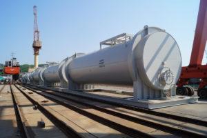 Проект. Резервуары для нефтепродуктов